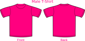 Plain T-shirts Clip Art