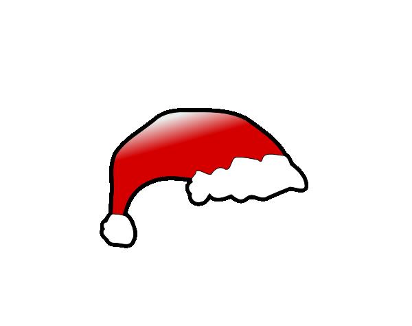 santa hat clip art at clker com vector clip art online royalty rh clker com