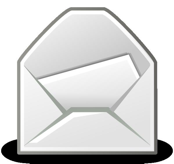 Envelope Clip Art at Clker.com - vector clip art online ...
