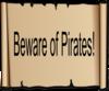 Pirate Sign Clip Art