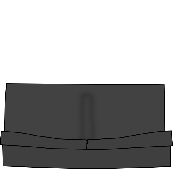 Booth Bench Seat Clip Art At Clker Com Vector Clip Art