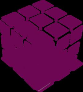 rubiks cube white changed clip art at clker com vector clip art