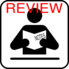 Review Notes Clip Art