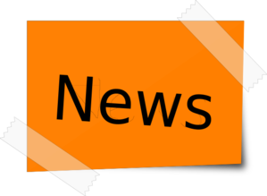 News Orange 2 Clip Art