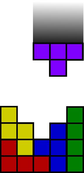 Tetris Clip Art at Clker.com - vector clip art online