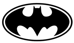 How To Draw Batman Logo Step Clip Art