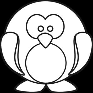 Pinguin Clip Art At Clkercom Vector Clip Art Online Royalty Free