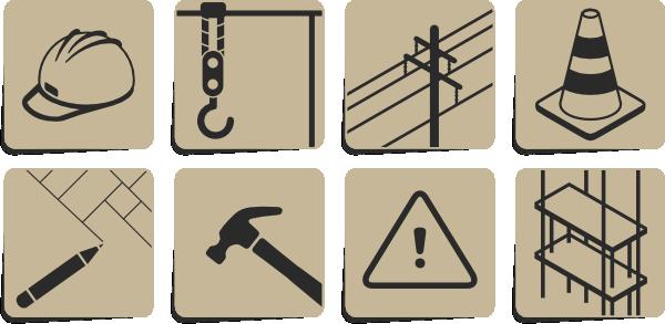 Construction Symbols Clip Art At Clker Com Vector Clip Art Online