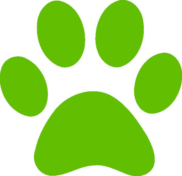 Dog Paw Clip Art at Clker.com - vector clip art online ...