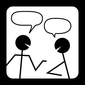 video chatting dark