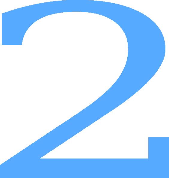 2 Countdown Clip Art at Clker.com - vector clip art online ...