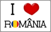 I Love Romania Clip Art