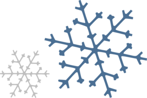 snowflakes clip art at clker com vector clip art online royalty rh clker com vector snowflakes illustrator vector snowflake patterns