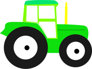 tractor clip art at clker com vector clip art online royalty free rh clker com tractor clip art free tractor clipart black and white