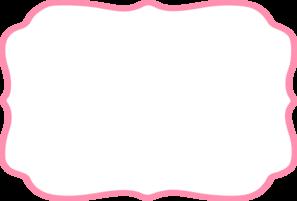 Baby Shower Label Clip Art At Clker Com Vector Clip Art Online