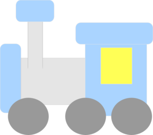 Train2 Clip Art