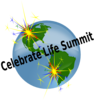 Celebrate Life Summit Earth Logo2 Clip Art