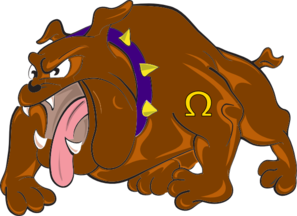 Brown Watch Dog Clip Art