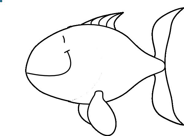 New fish clip art at vector clip art online for P o fish