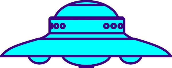 ufo clipart images - photo #27