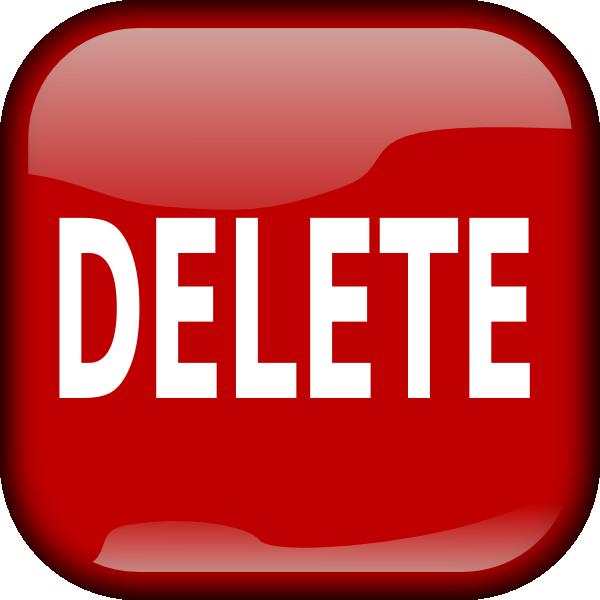 delete button image - photo #1
