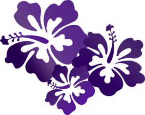 Hibiscus Flowers Clip Art at Clker.com - vector clip art online ...