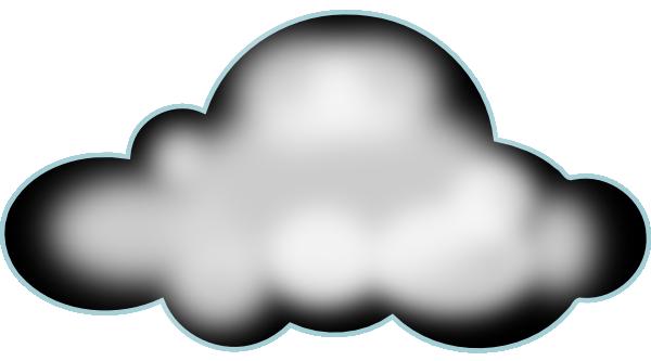 cloud clip art at clkercom vector clip art online