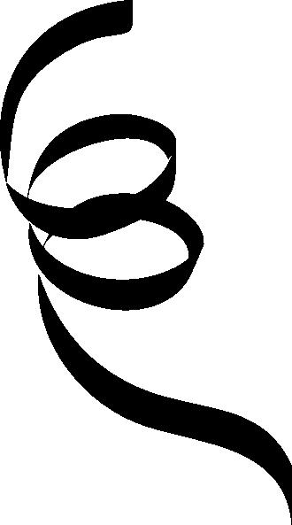 Black Confetti Clip Art At Clker Com Vector Clip Art