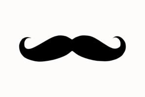 mustache clip art at clker com vector clip art online royalty rh clker com mustache clip art free no background mustache clip art free no background