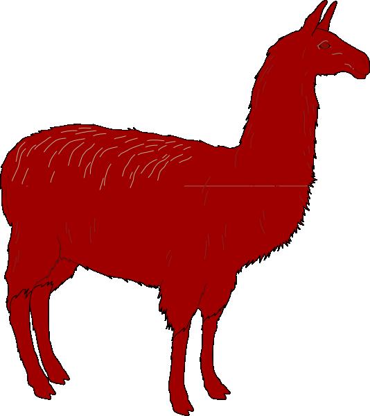 llama clip art at clker com vector clip art online royalty free rh clker com lama clip art llama clip art free