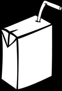 Juice Carton Clip Art At Clker Com Vector Clip Art