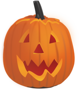 Jack O Latern Pumpkin Clip Art