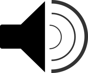 Speaker Black Clip Art at Clker.com - vector clip art ...