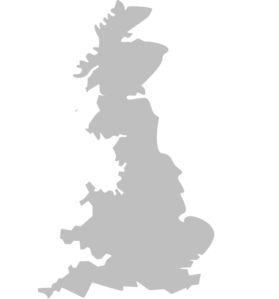 Map Uk Clip Art
