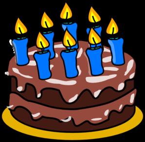 happy birthday clip art at clker com vector clip art online rh clker com birthday clipart flowers birthday clipart for facebook