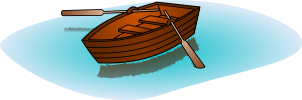 free clip art rowboat - photo #4