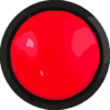 Big Red Button Clip Art