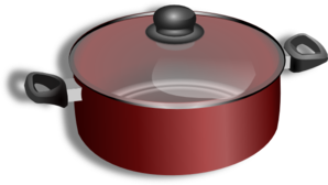 Cooking Pot Clip Art