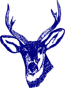 Deer Sea Clip Art