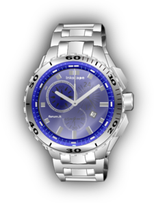 Wrist Watch 4 Clip Art