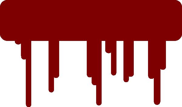 blood ooze clip art at clker com vector clip art online royalty rh clker com Blood Dripping Letters Font blood dripping clipart