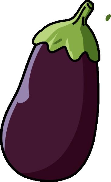 eggplant clip art at clker com vector clip art online royalty rh clker com eggplant clip art images Squash Clip Art
