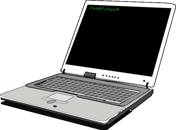 Laptop Clip Art at Clker.com - vector clip art online ...Computer Repair Clip Art Black And White