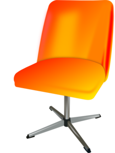 Swivel Chair Clip Art