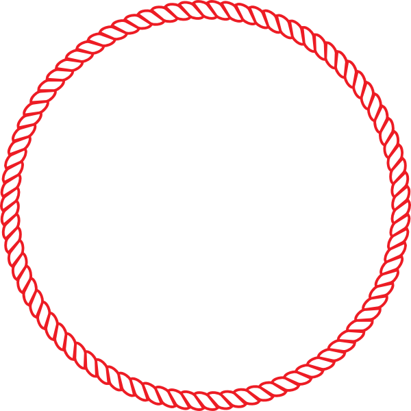 clipart rope border circle - photo #17
