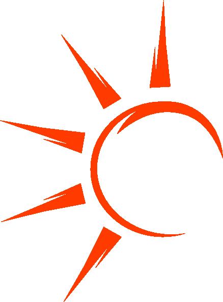 half sun clip art at clker com vector clip art online royalty rh clker com Half Sun Clip Art Vector free vector halftone circle