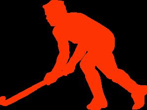 Grass Hockey Clip Art