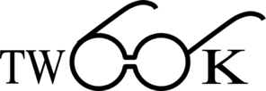 Twook Logo With Glasses Clip Art