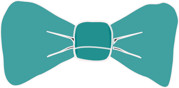 clipart bow tie - photo #23