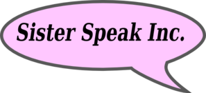 Sister Speak Inc. Clip Art